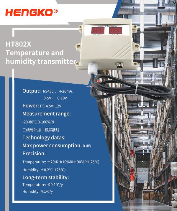 温湿度物联网-HT802X-英文官网