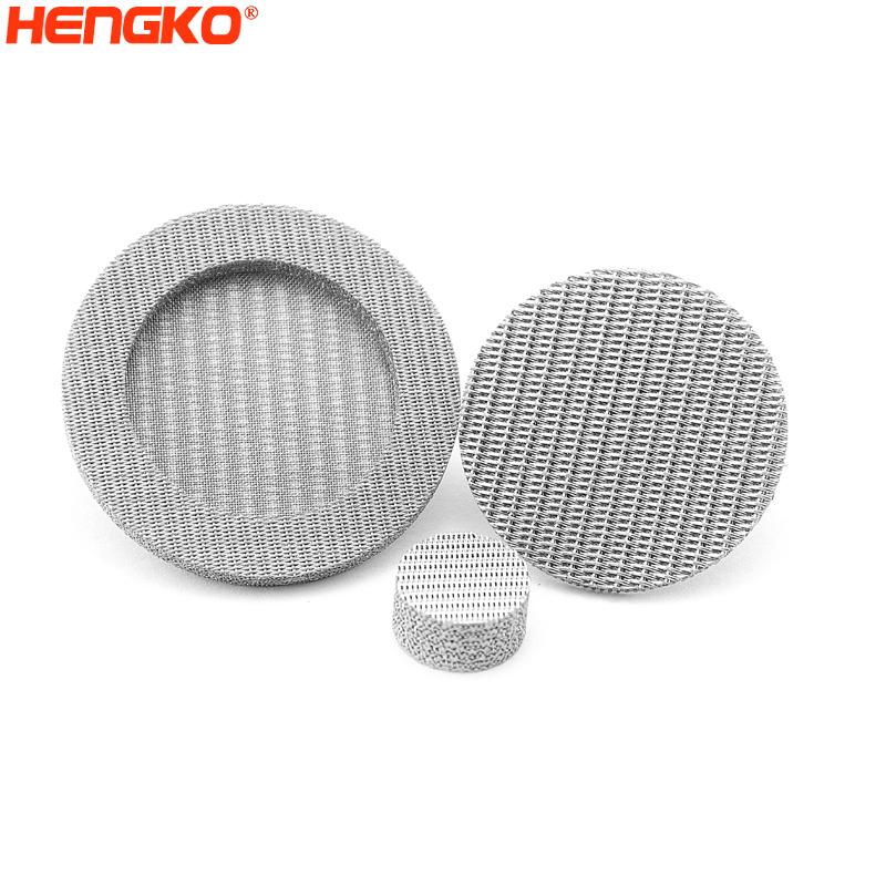 wire mesh air filter cartridge