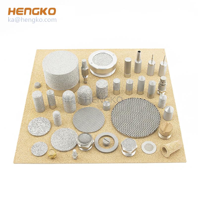 HENGKO porous metal material