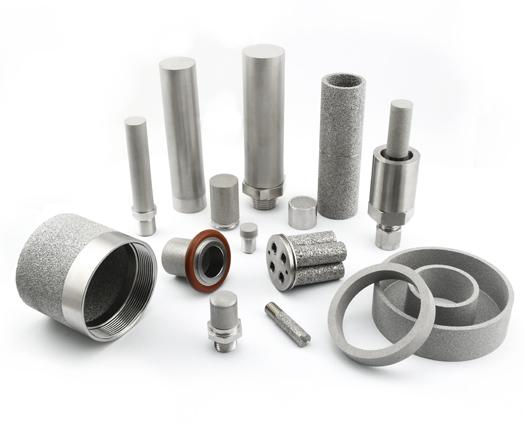 porous metal cartridges