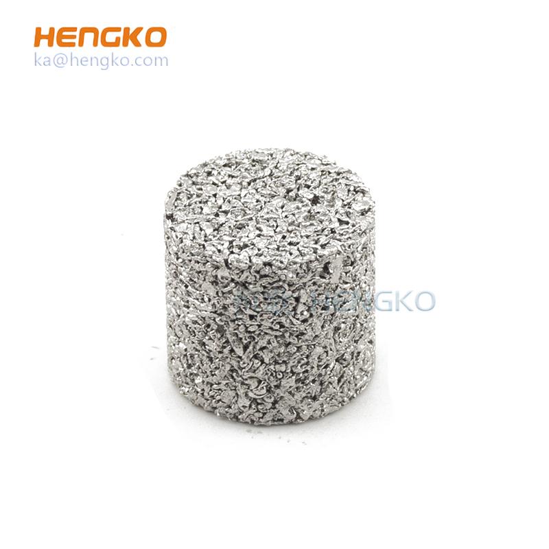 sintered 316L porous filter