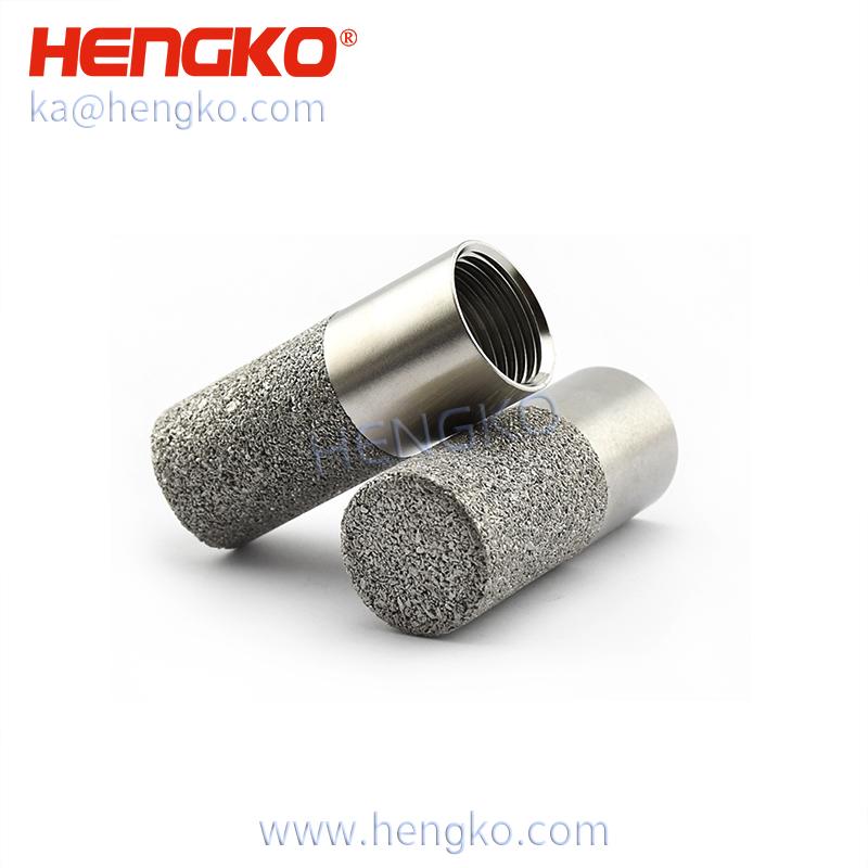 humidity sensor filter housing