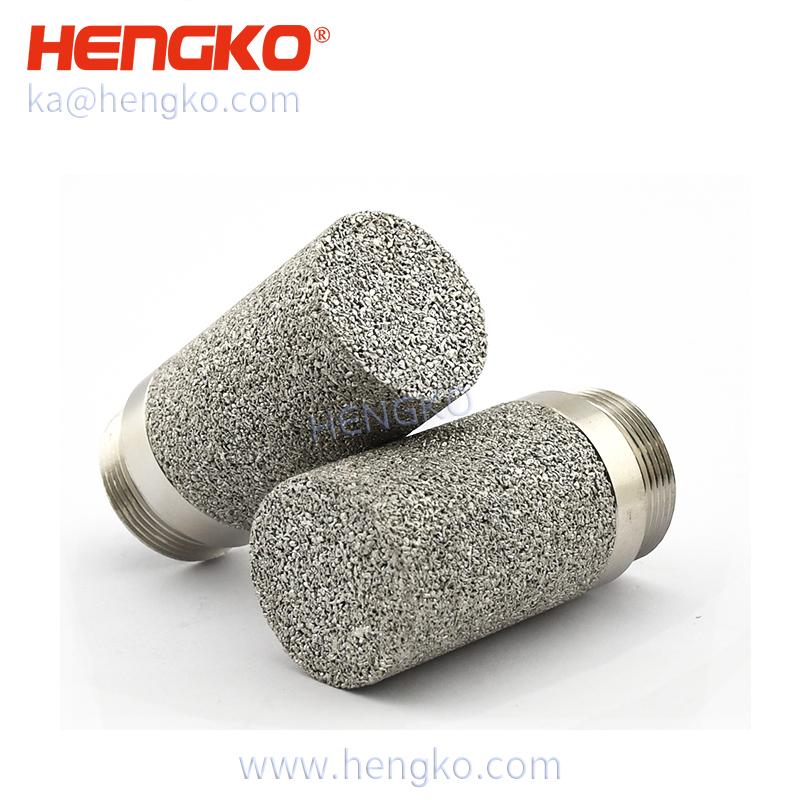 Humidity Sensor Sintered Porous Housing