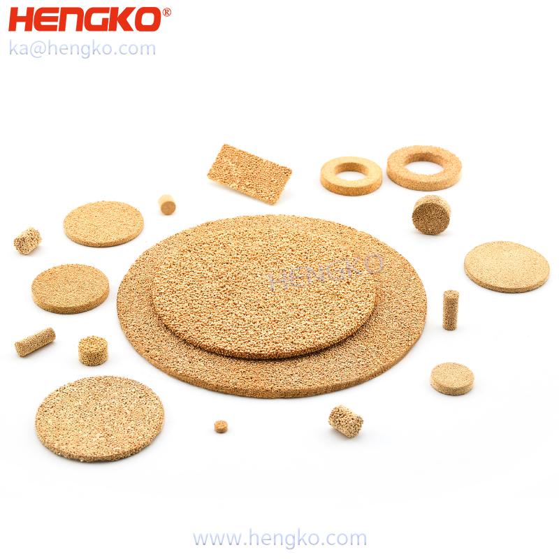 bronze disc filter