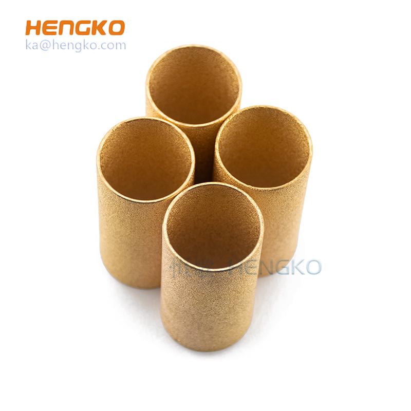 brass tube filter