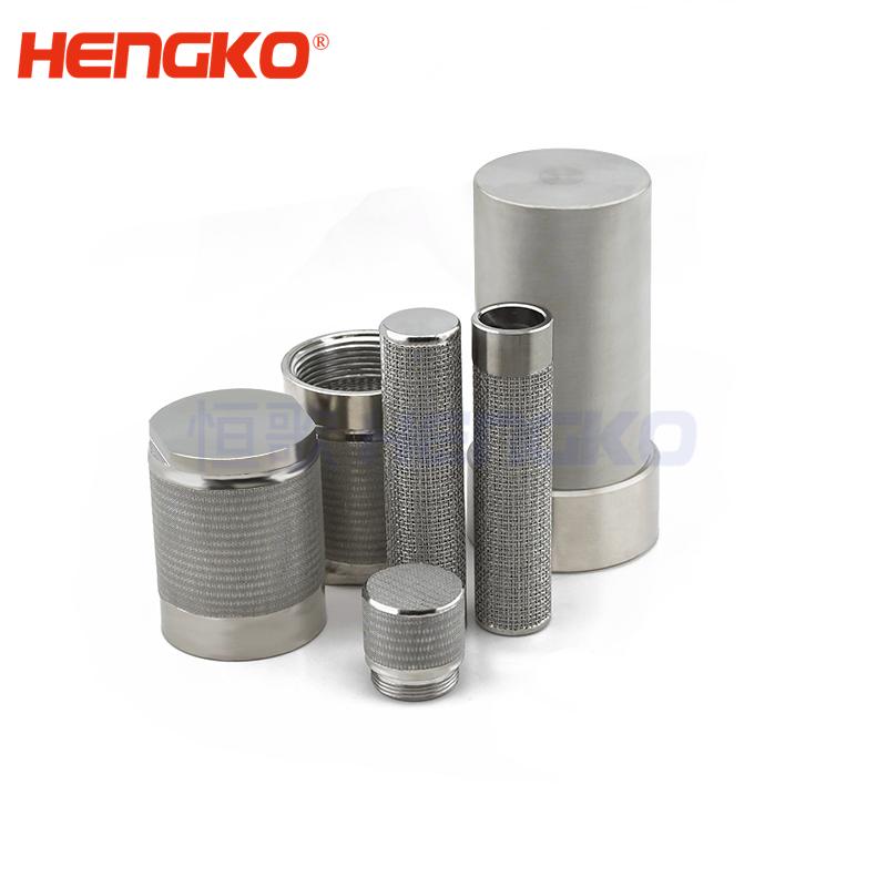 316L stainless steel cartridge