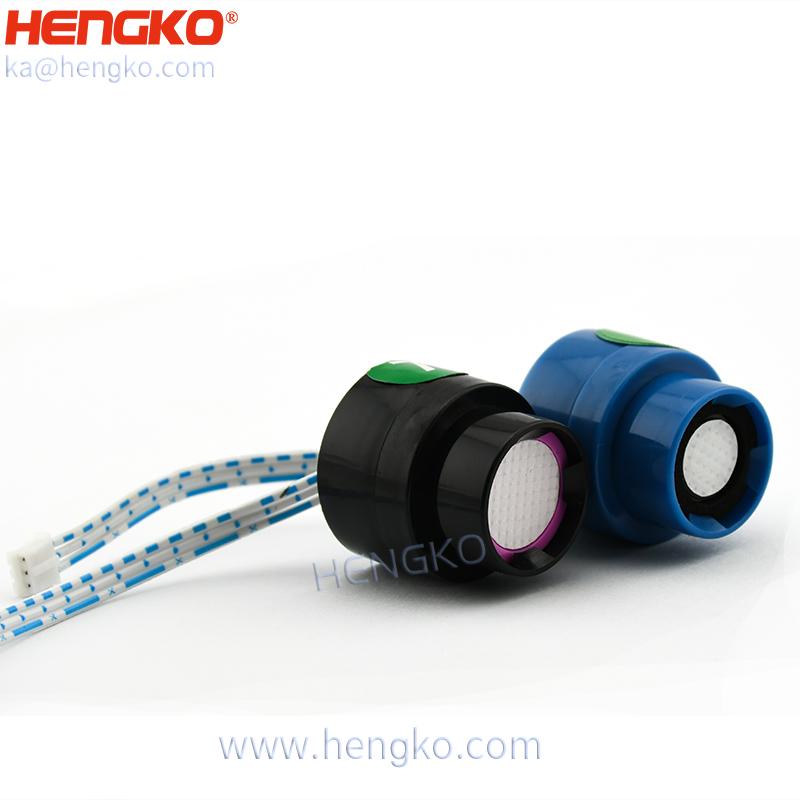 Benzene gas sensor module