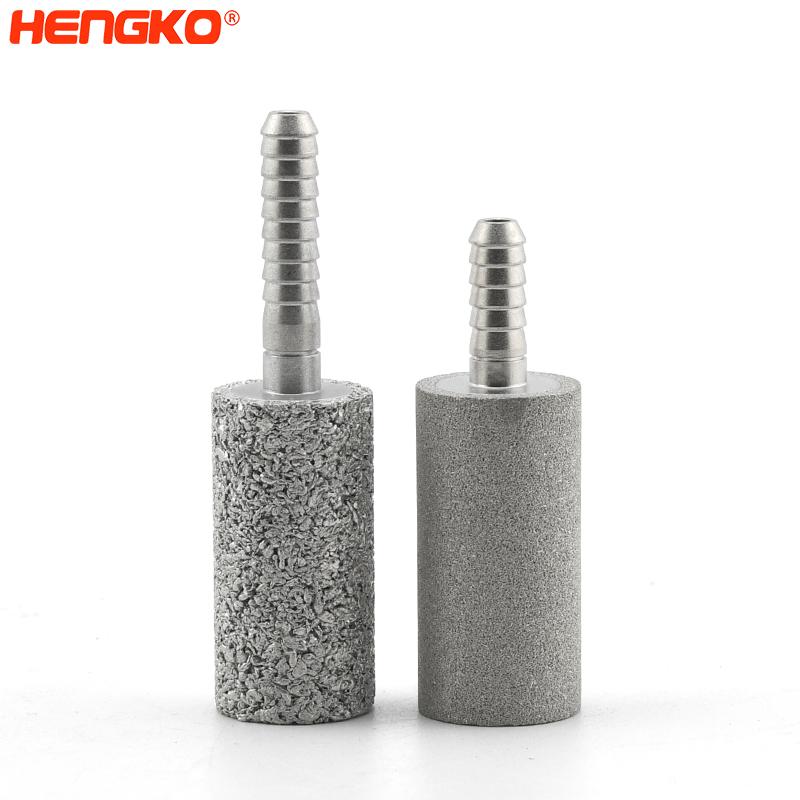 Porous sintering aerator -DSC 4433