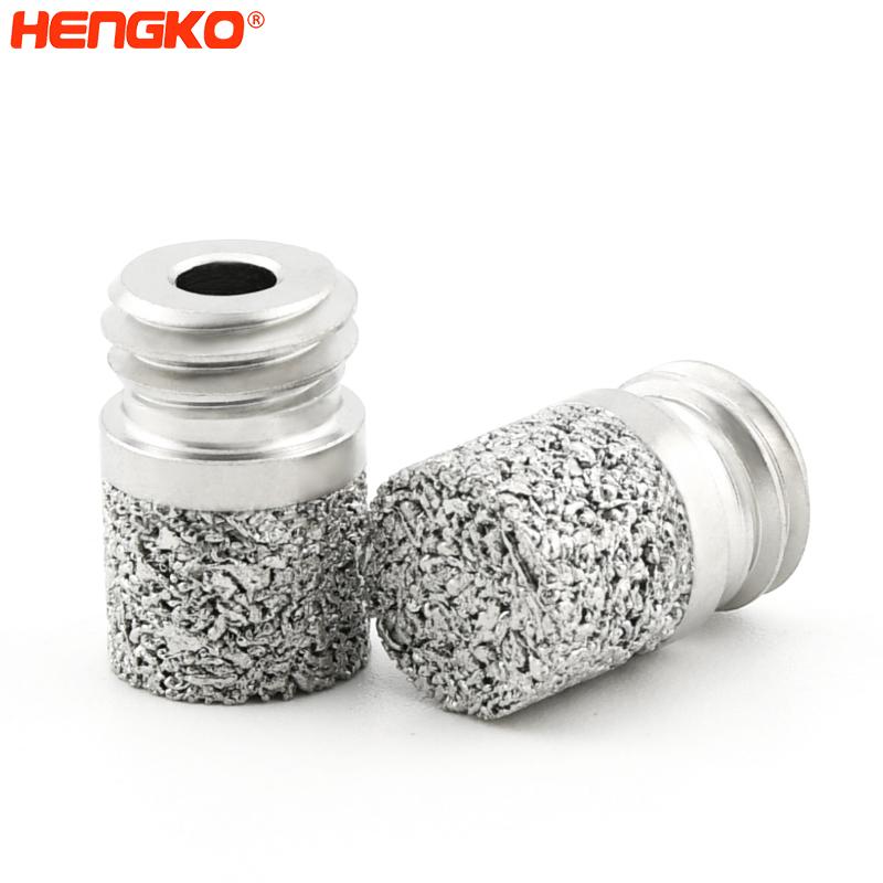 Powder sintered stainless steel filter-DSC_3217