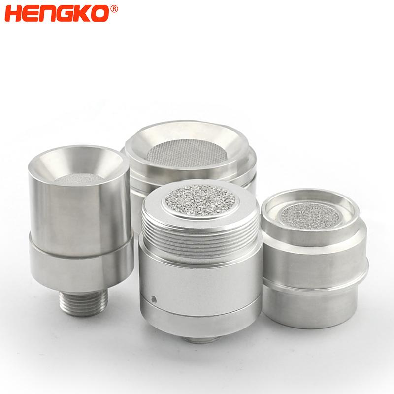 flameproof gas sensor