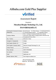 Supplier Assessment Report-Shenzhen Hengko Technology Co., Ltd._1