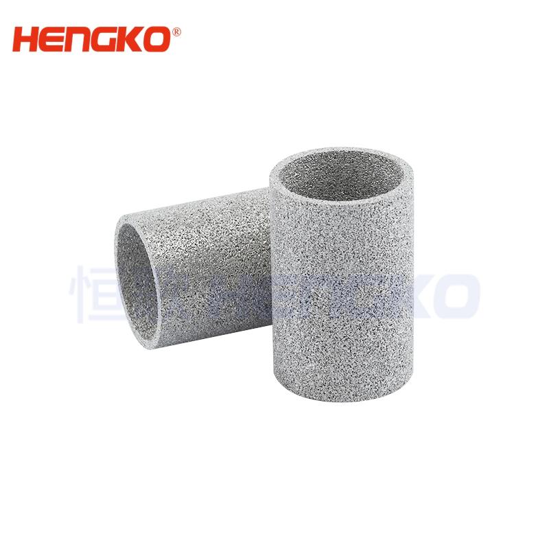 Microns  Sintered Metal Tube